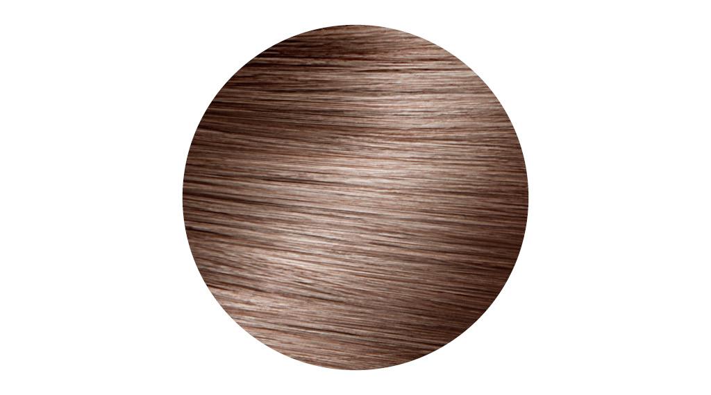 цвет краски для волос: Средне-русый оттенок