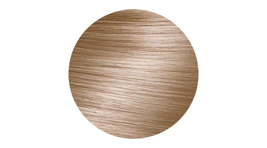 цвет краски для волос: Золотисто-русый оттенок