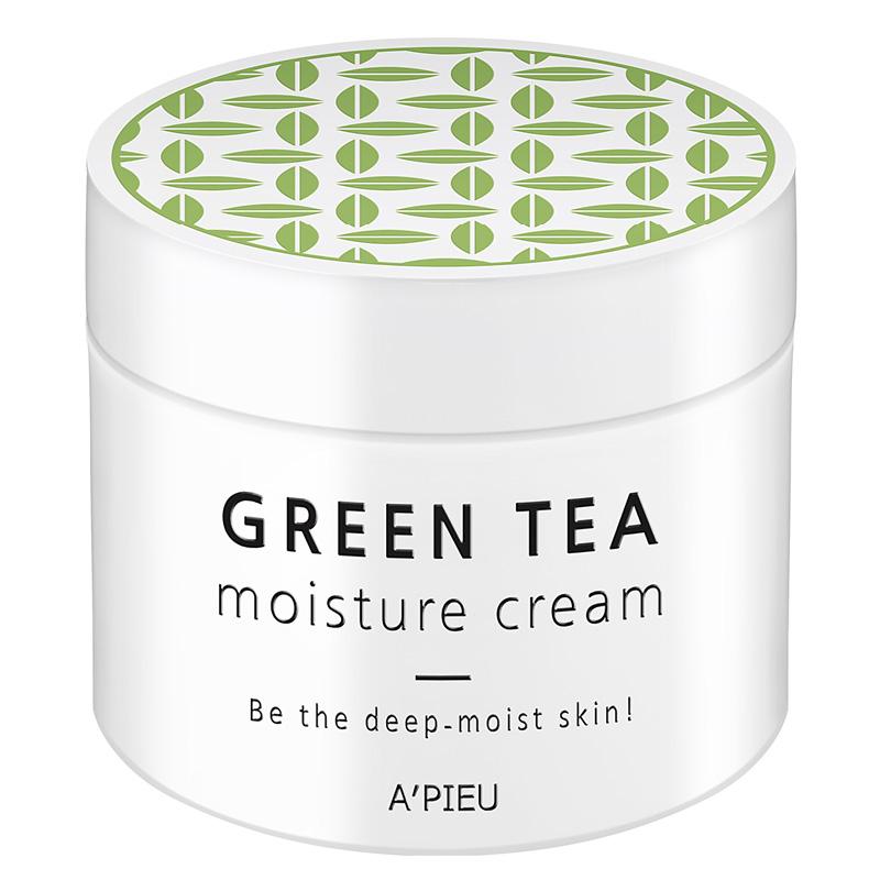 Крем для лица A`Pieu увлажняющий Зеленый чай