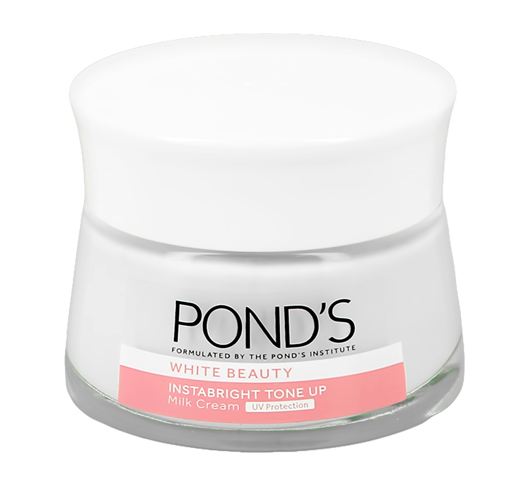 Крем для лица Pond`S Tone Up с молочным протеином (выравнивающий тон кожи)