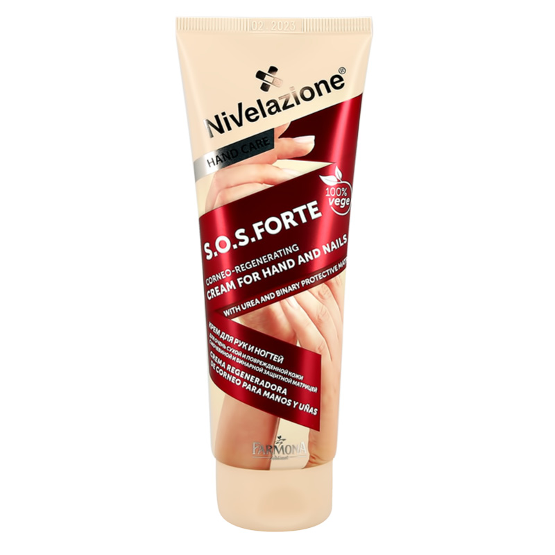 Крем для рук Farmona Nivelazione S.O.S. Forte для очень сухой и поврежденной кожи