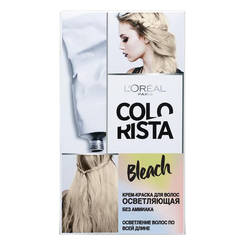 Крем-краска для волос осветляющая Colorista, осветляющая, L'Oréal