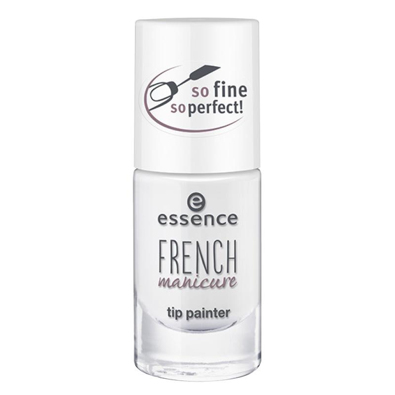 Лак для кончиков ногтей Essence Tip Painter тон 01 (белый)