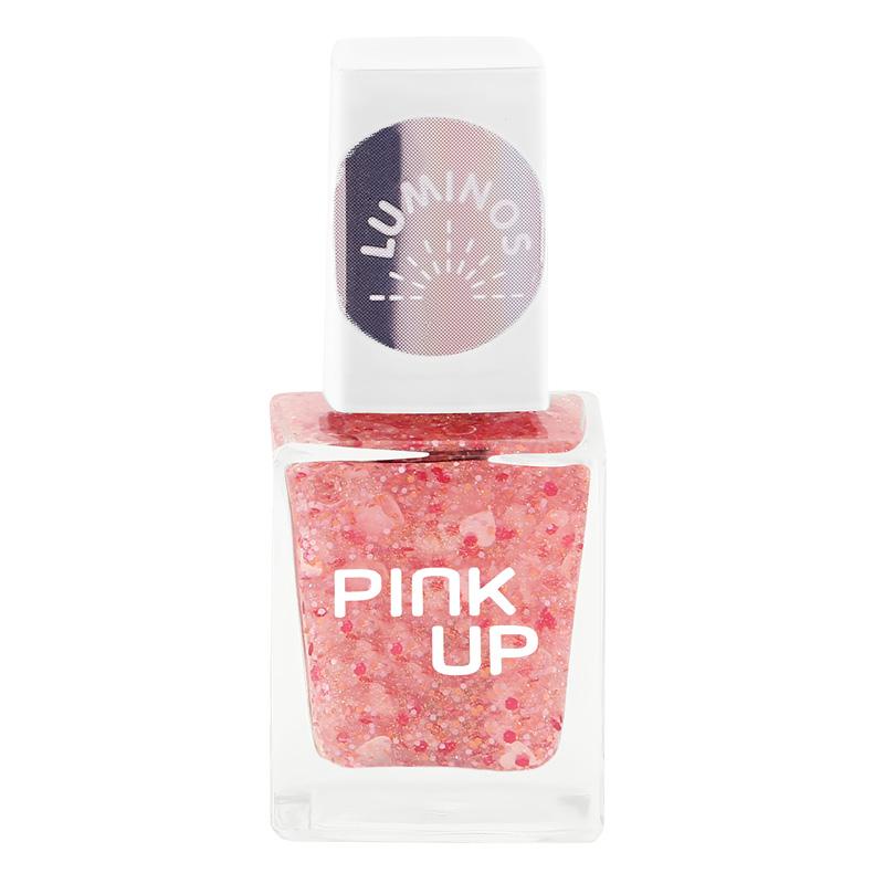 Лак для ногтей Pink Up Limited Luminos тон 02
