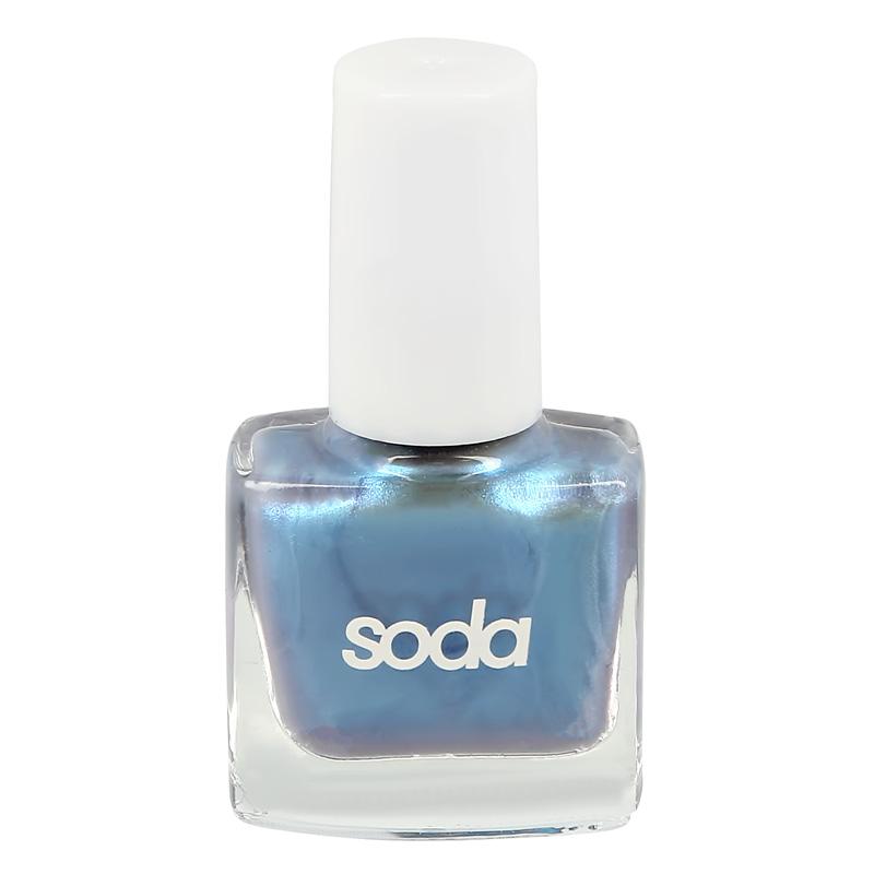 Лак для ногтей Soda Glitzy Nails тон 110 Selena