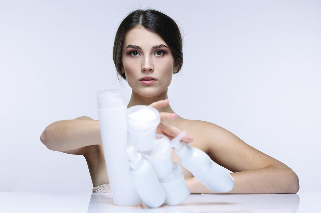 Миф № 2 Бактерии в косметике не страшны коже, она и так населена микроорганизмами