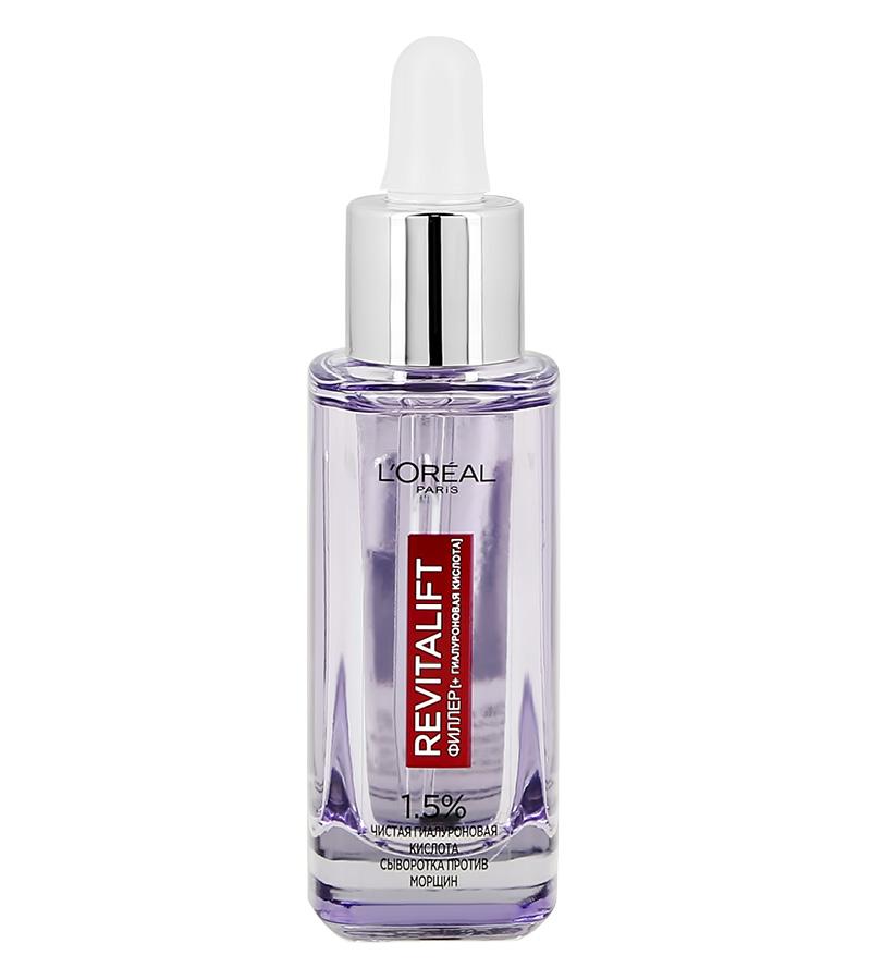 Сыворотка для лица и шеи L'Oreal Revitalift Филлер с гиалуроновой кислотой
