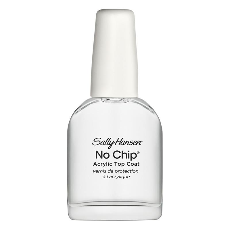 Верхнее покрытие для ногтей Sally Hansen Nailcare No Chip против сколов лака