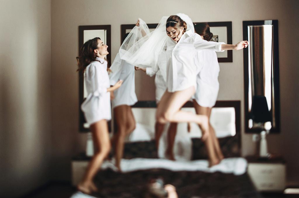 Бьюти-напутствия специалистов перед свадьбой