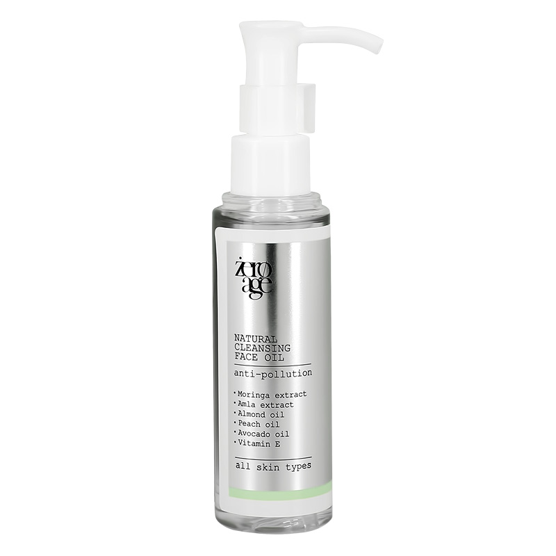 Гидрофильное масло для лица Zero Age натуральное для всех типов кожи