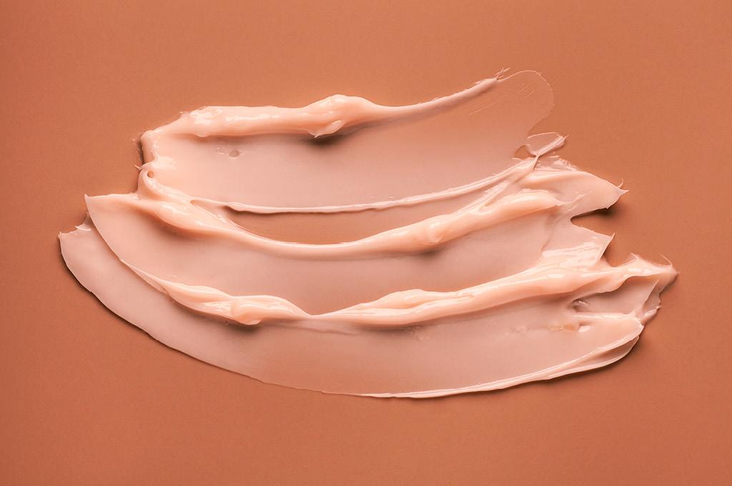 глубокое увлажнения кожи лица