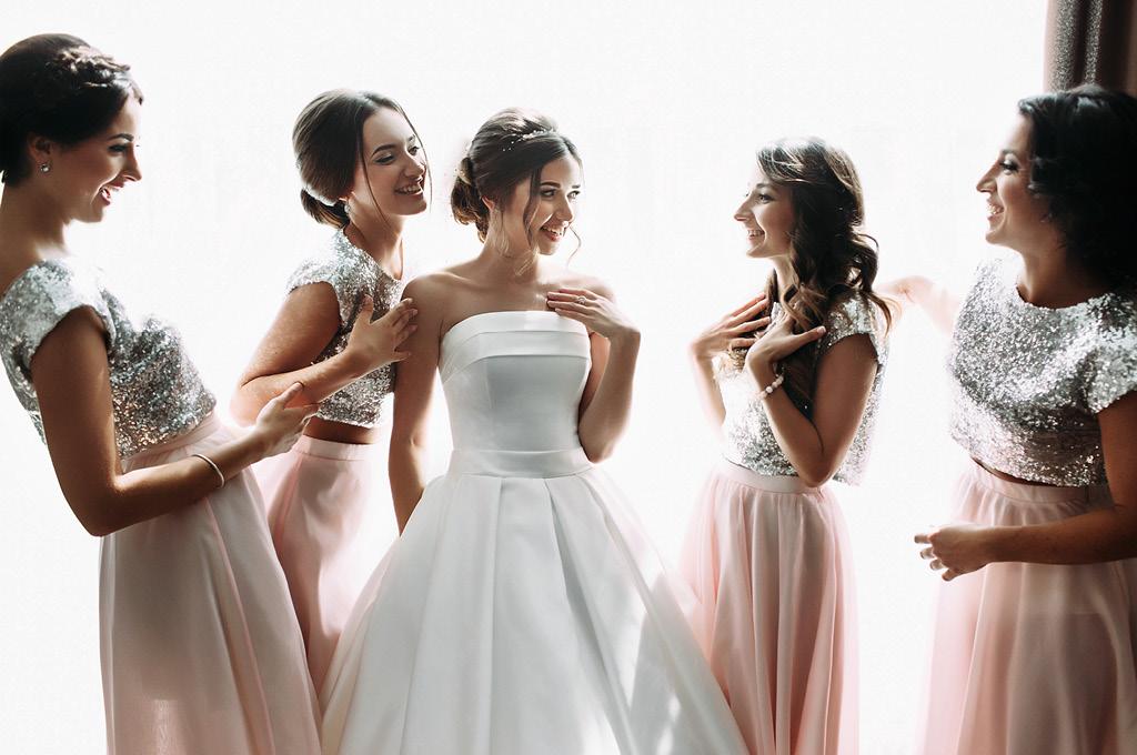 Каких бьюти-ошибок стоит избегать при подготовке к свадьбе