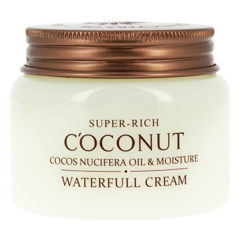 Крем для лица Esfolio Super-Rich Coconut увлажняющий