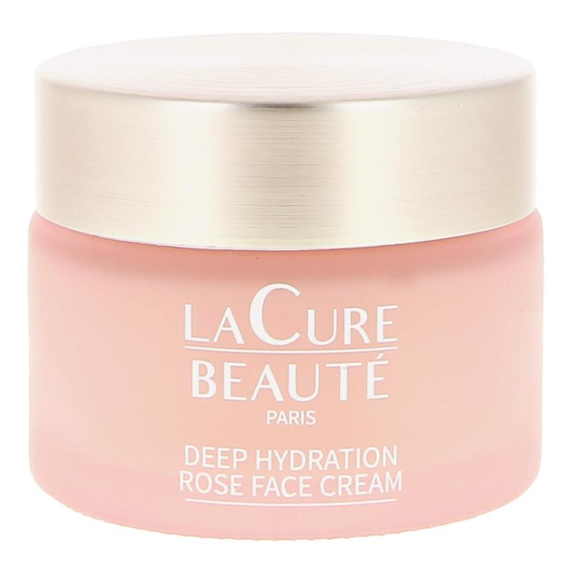 Крем для лица La Cure Beaute глубоко увлажняющий с розой
