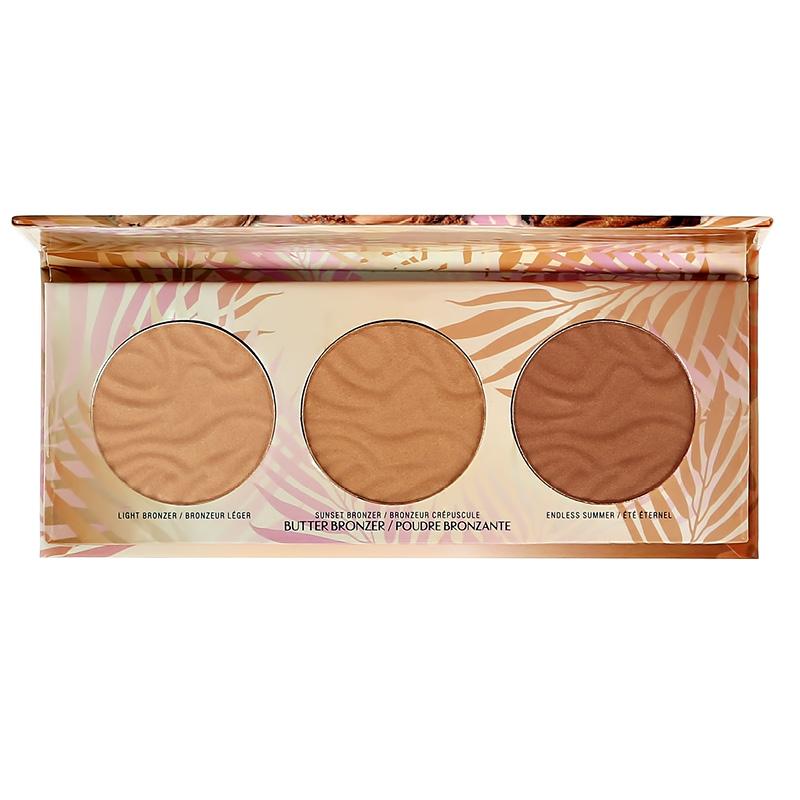 Палетка бронзеров Physicians Formula Butter Bronzer Palette (3 оттенка)