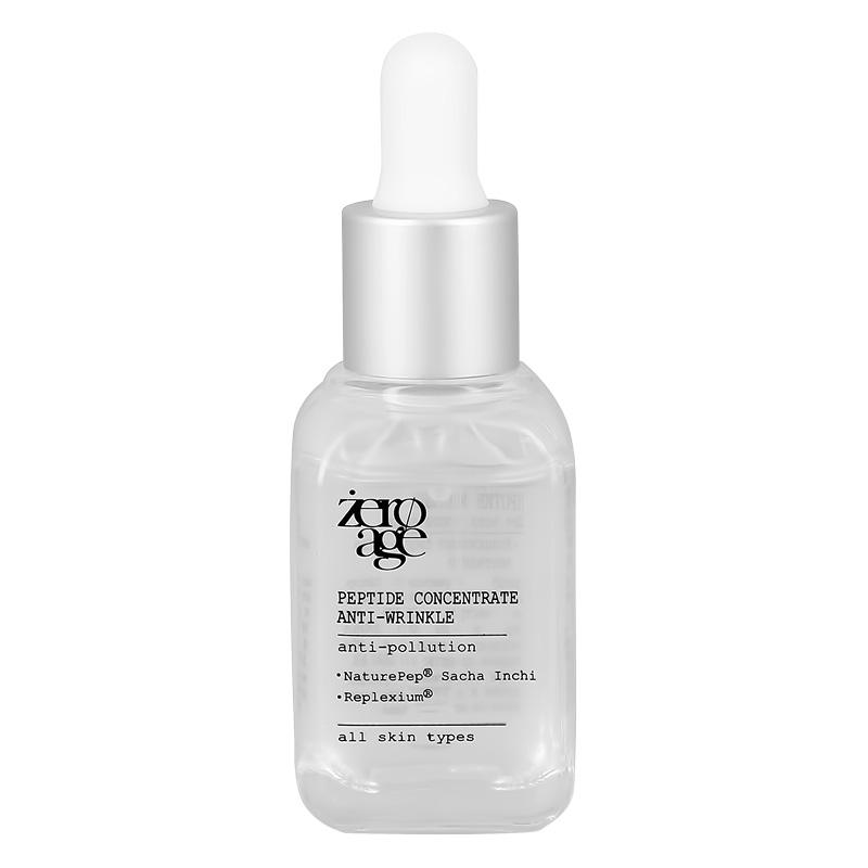 Пептидный комплекс для лица Zero Age против морщин для всех типов кожи