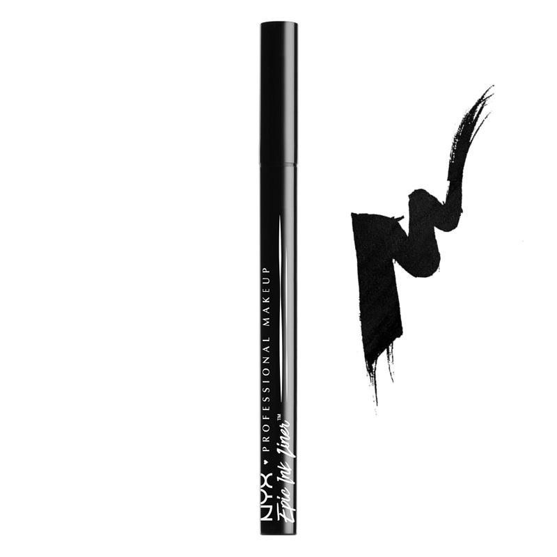 Подводка-лайнер для глаз NYX Professional Makeup Epic Ink Liner
