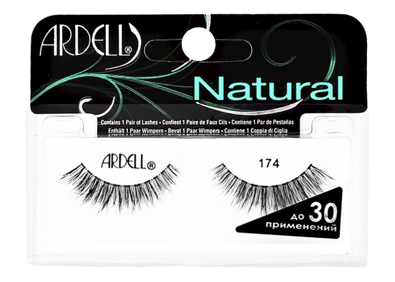 Ресницы накладные Ardell Fashion Lashes Natural № 17