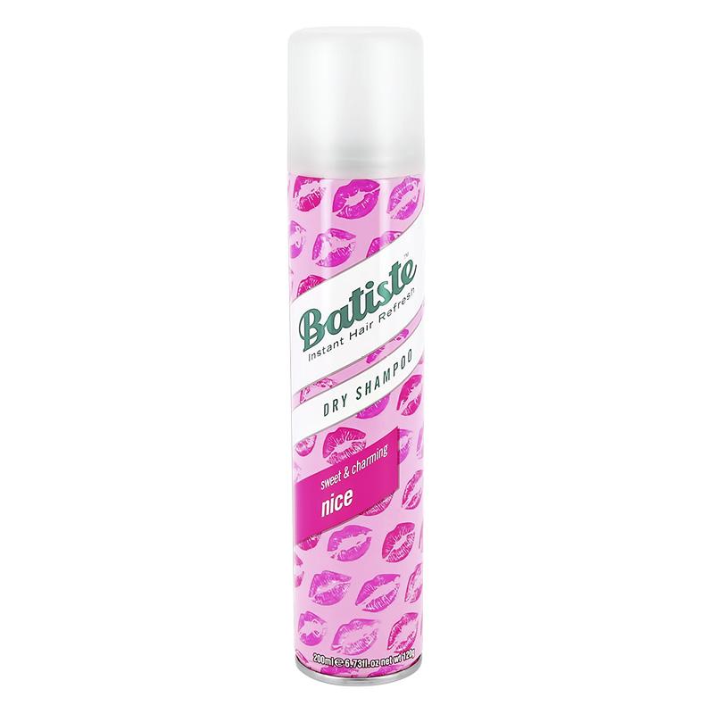 Шампунь для волос Batiste Nice сухой