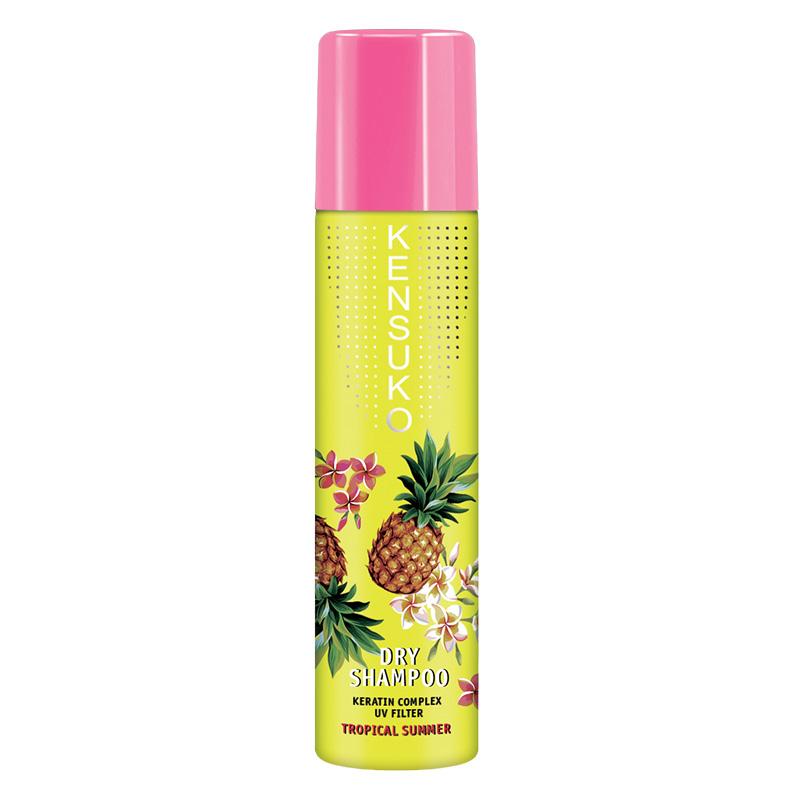 Шампунь для волос Kensuko Tropical Summer (сухой)