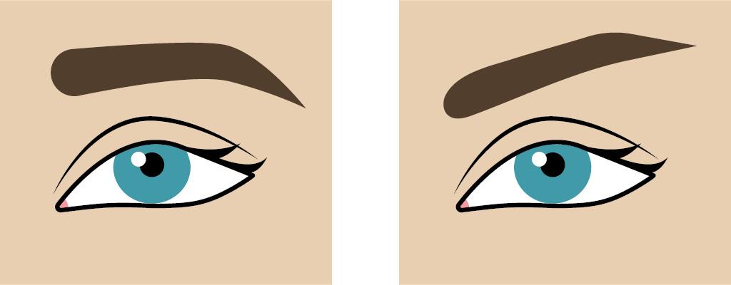 схема лисий глаз