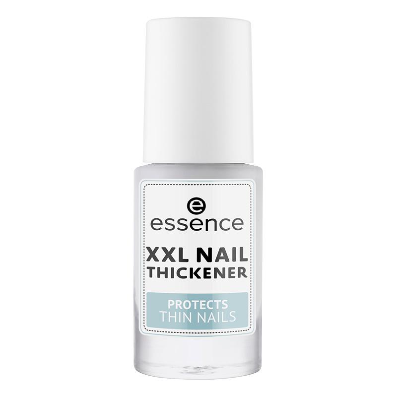 Средство для укрепления ногтей Essence Protects Thin Nails XXL Nail Thickender для тонких ногтей