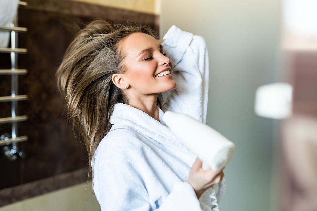 Эффективность и длительность результата от сухого шампуня