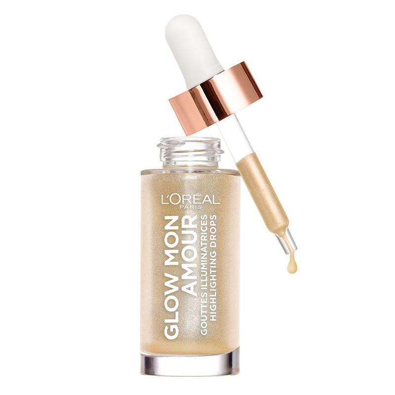 Хайлайтер для лица Glow Mon Amour, тон 01, L'Oréal