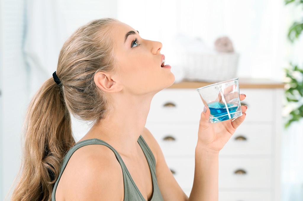 Как пользоваться ополаскивателем для полости рта