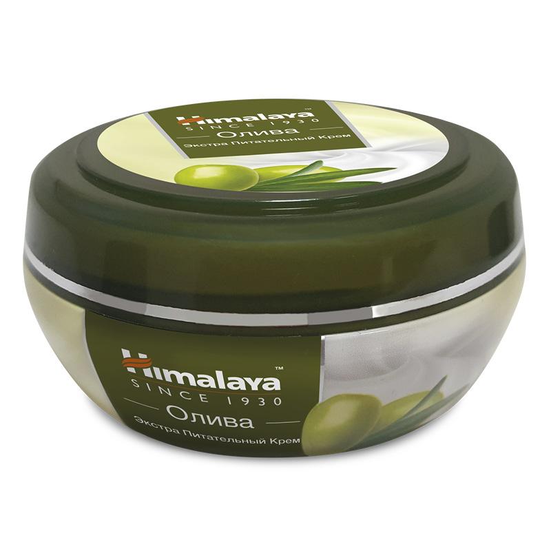 Крем для лица экстра-увлажняющий Olive, Himalaya Herbals