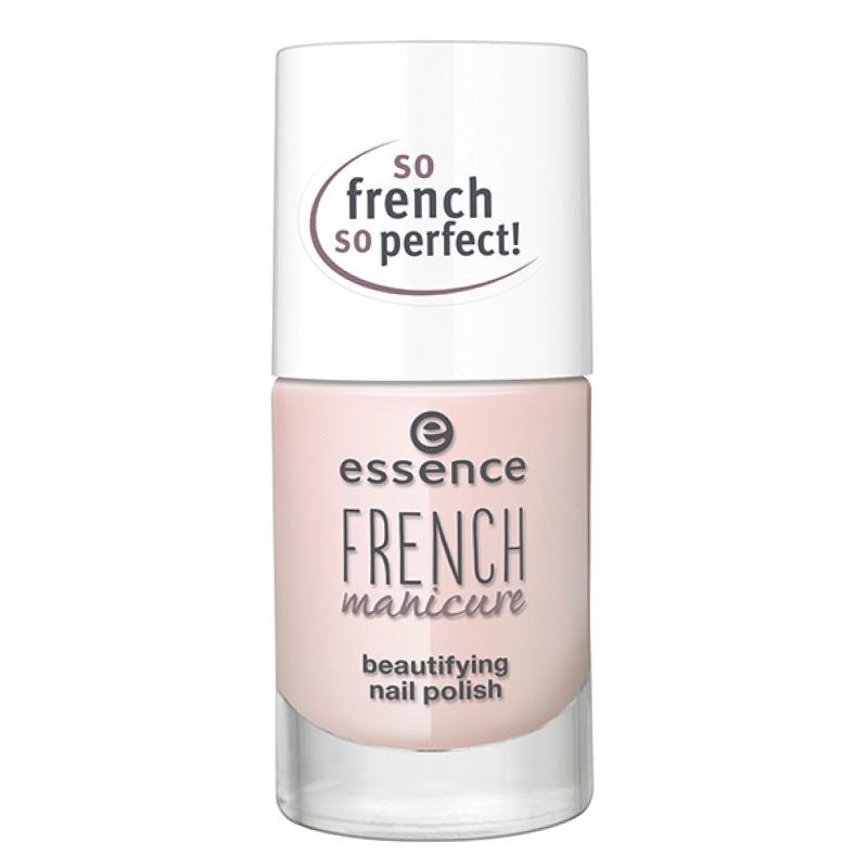 Лак для ногтей Essence French Manicure тон 02 (телесный)