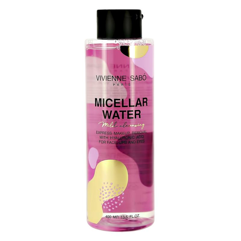 Мицеллярная вода Vivienne Sabo Micellar Water