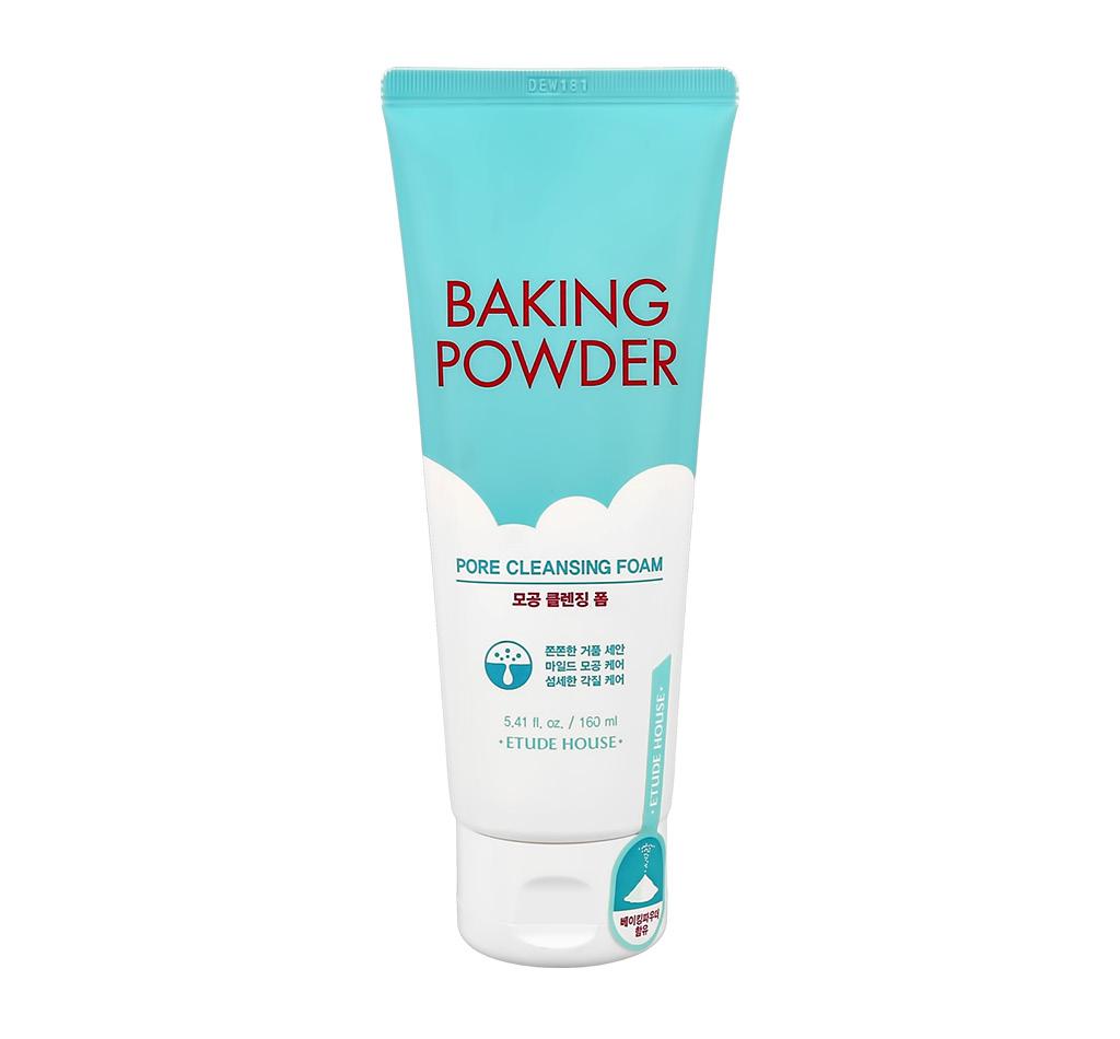Пенка для умывания Etude House Baking Powder для глубокого очищения пор