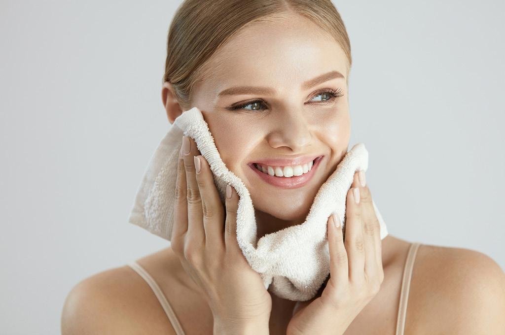 Подготовка кожи к механической чистке и пилинги