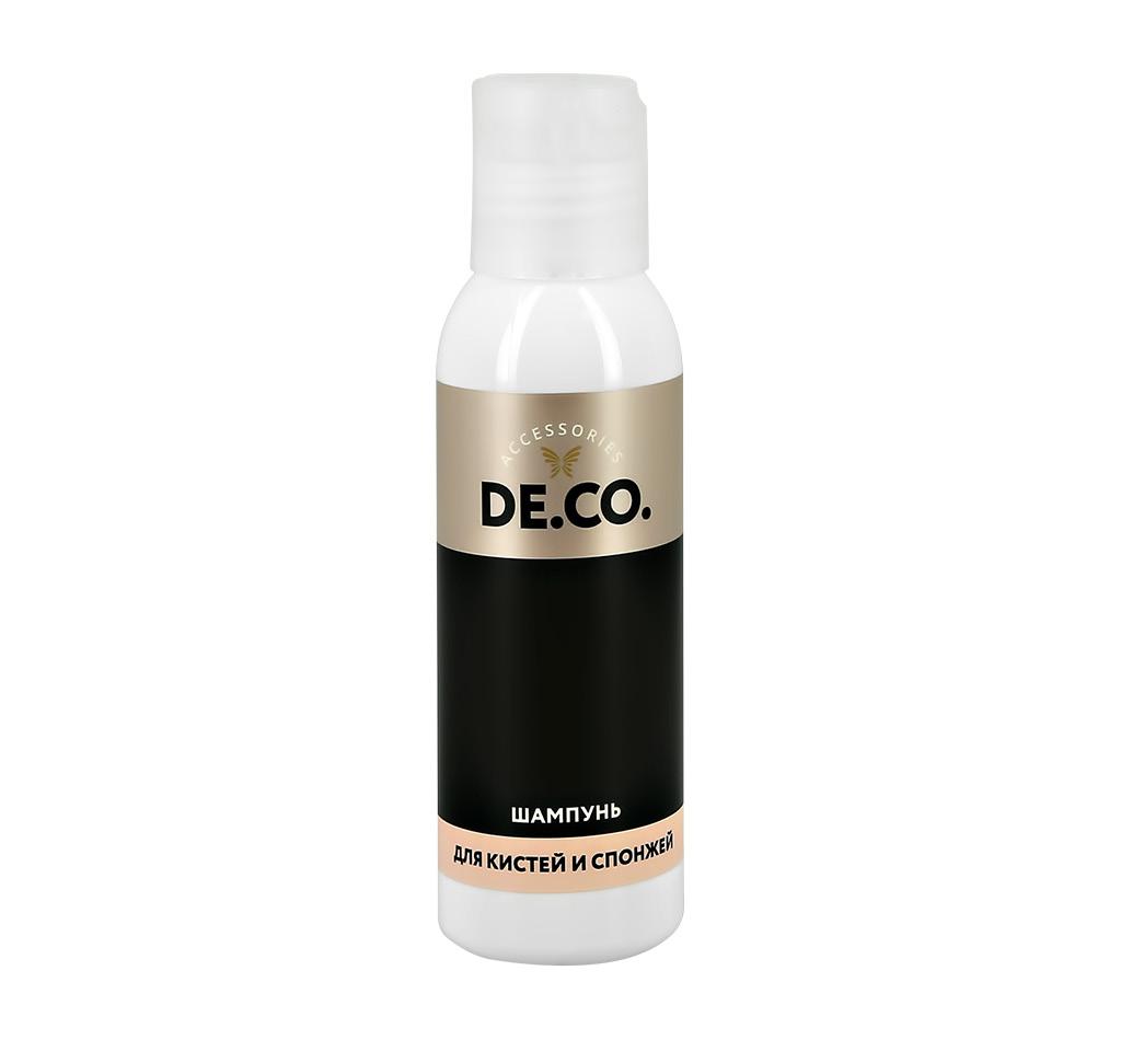 Шампунь для очищения кистей и спонжей DECO.