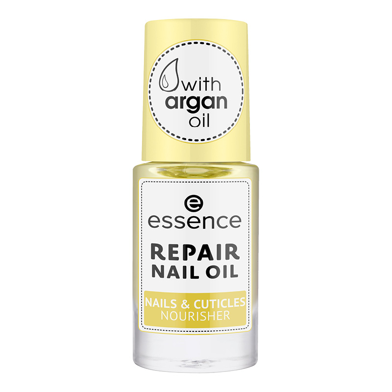 Восстанавливающее и питательное масло для ногтей Essence