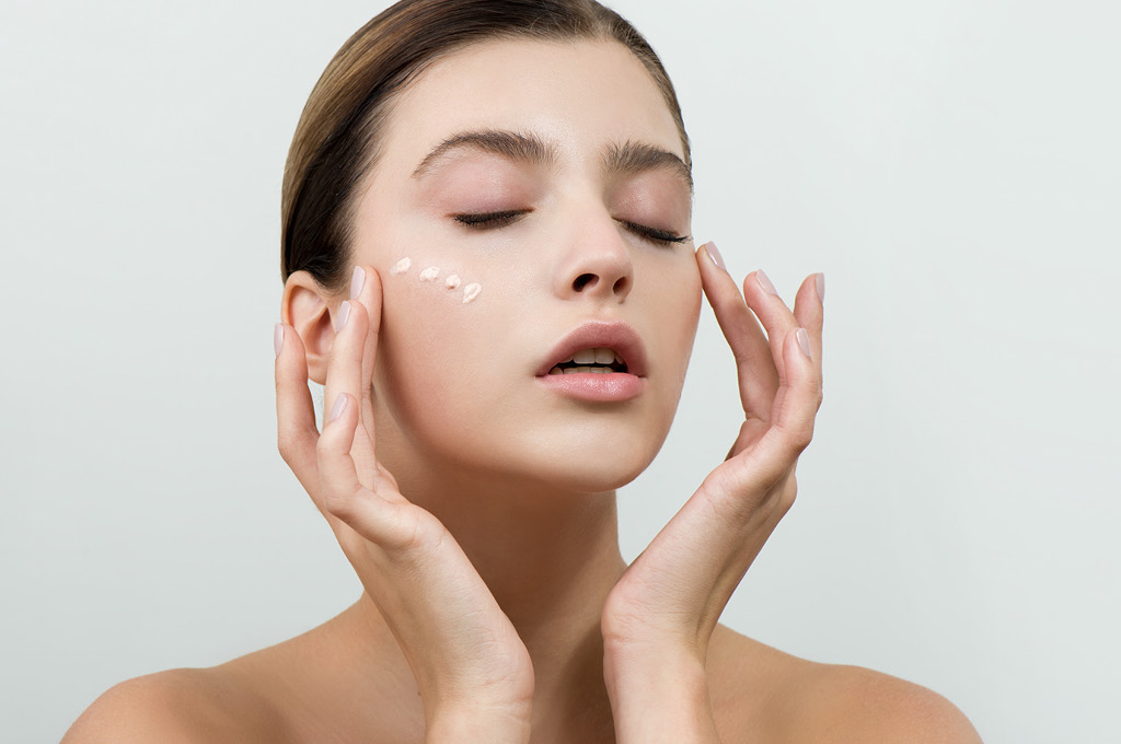 База под макияж: База для лица