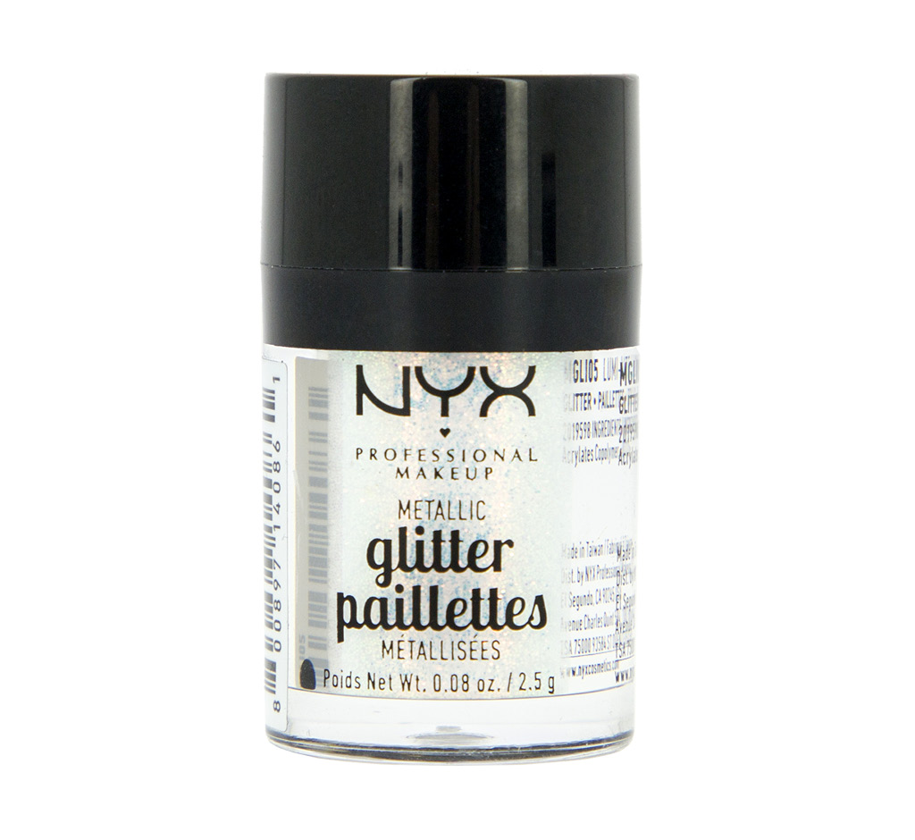 Глиттер для лица и тела NYX Professional Makeup Metallic Glitter тон 05 Lumi-Lite