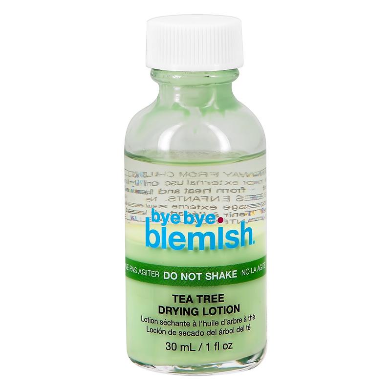 Лосьон для лица Bye Bye Blemish ночной с салициловой кислотой и маслом чайного дерева (против несовершенств кожи)