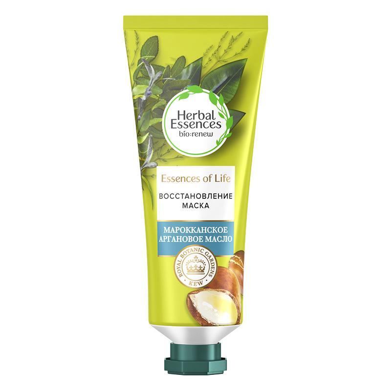 Маска для волос Herbal EssenceS Аргановое масло