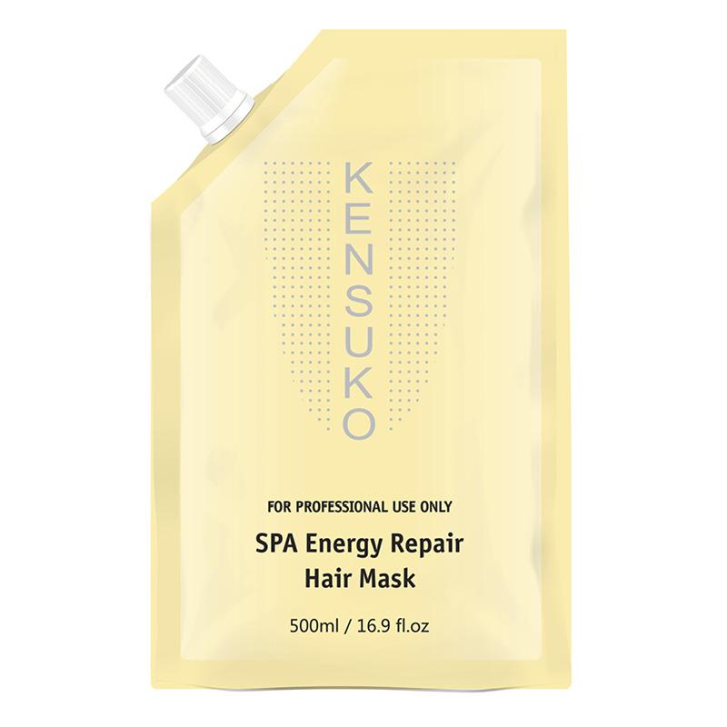 Маска для волос Kensuko SPA Энергия восстановления