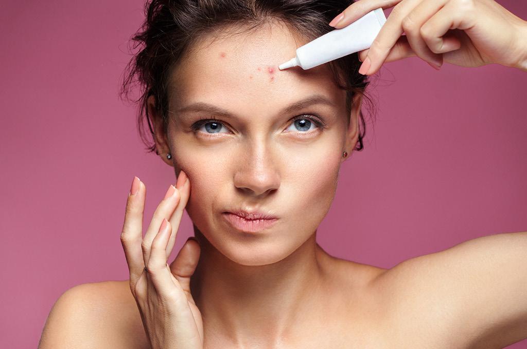 Маскируем лицо: воспаления