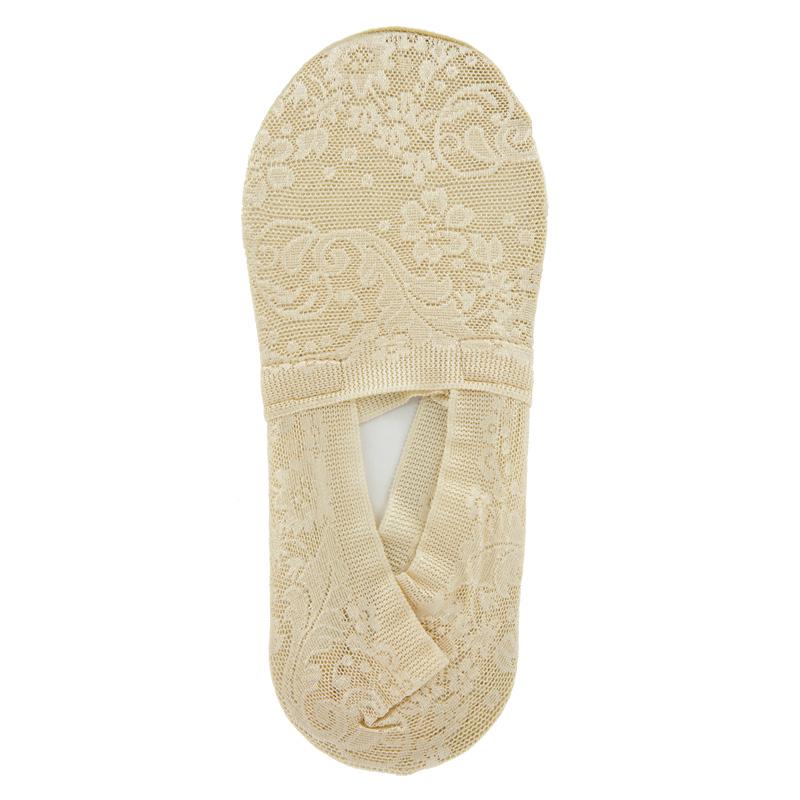 Носки женские Socks Ajour Beige