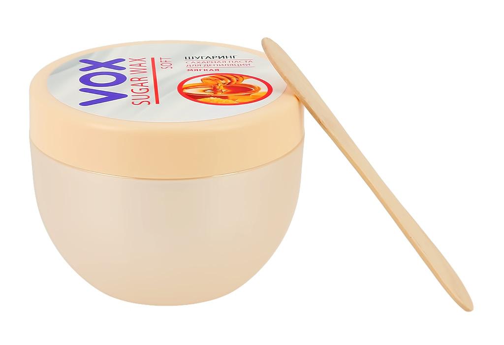 Паста для депиляции (шугаринг) VOX сахарная