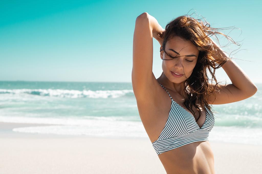 Почему солнце и море вредны для волос