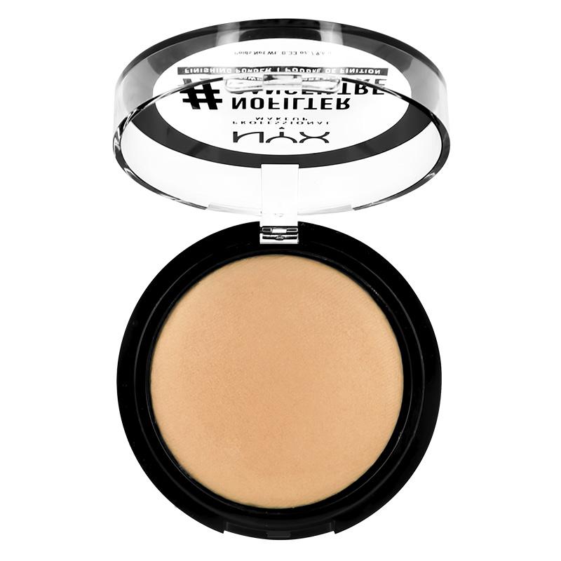 Пудра компактная для лица NYX Professional Makeup Nofilter тон 05