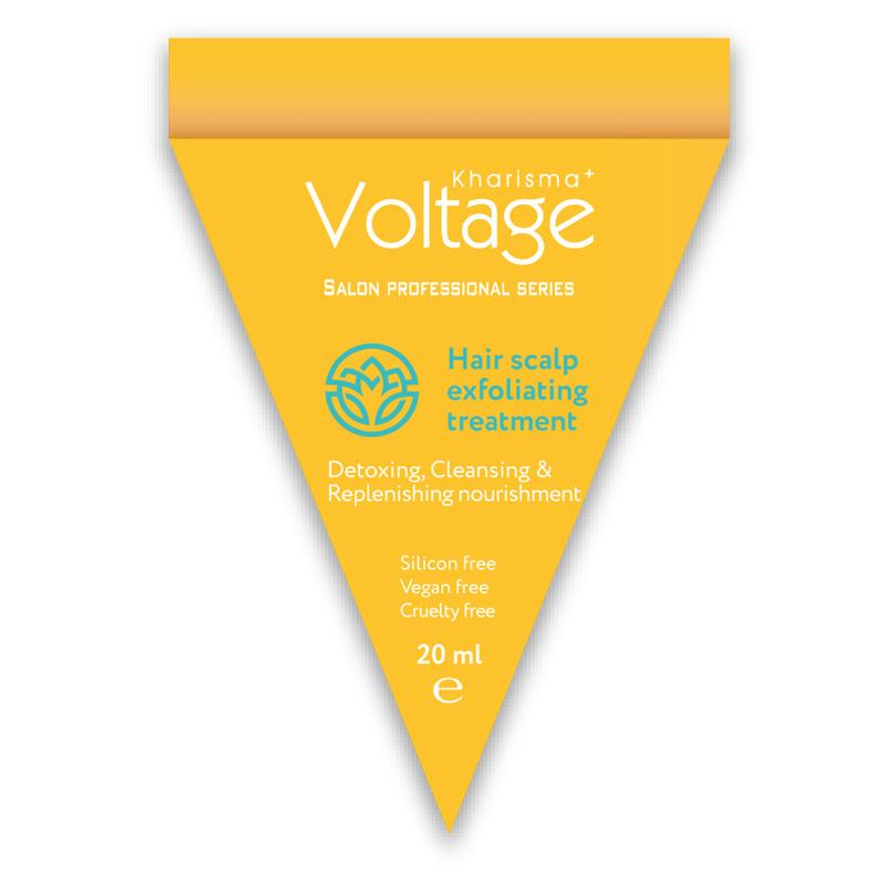 Скраб для кожи головы Kharisma Voltage