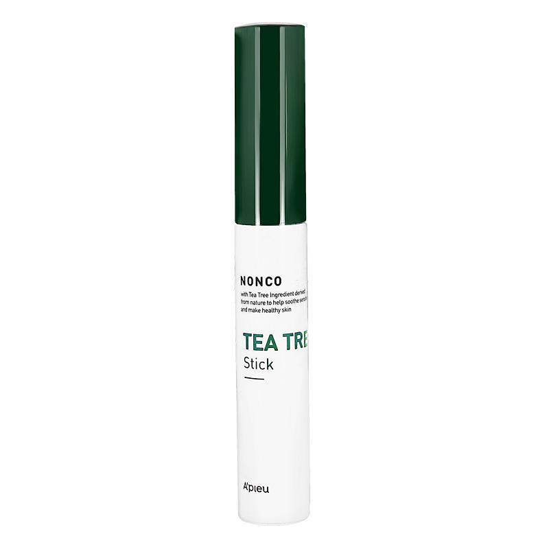 Стик для лица A`Pieu Nonco Tea Tree с маслом чайного дерева