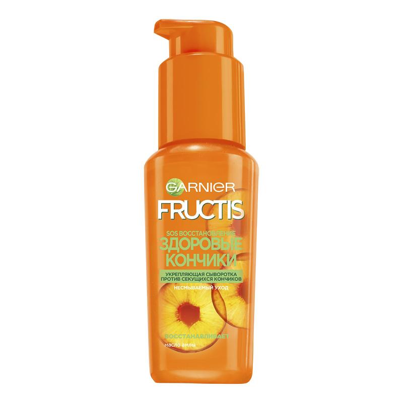 Сыворотка против секущихся кончиков волос Garnier Fructis SOS Восстановление с маслом амлы