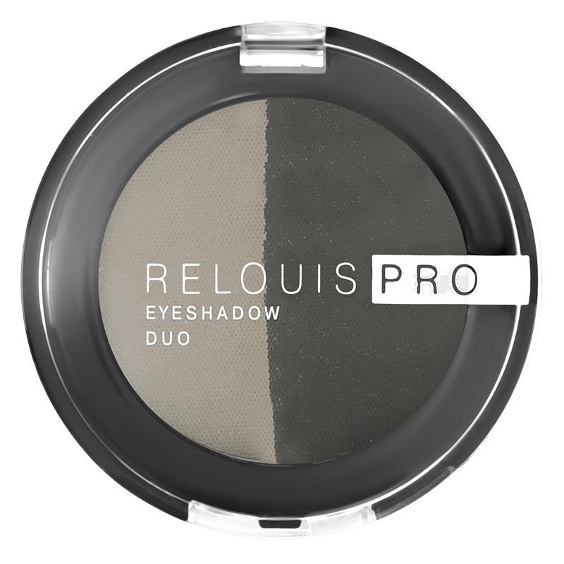 Тени для век Relouis Relouis Pro Eyeshadow Duo тон 106